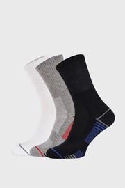3 PACK športových ponožiek Fantasy