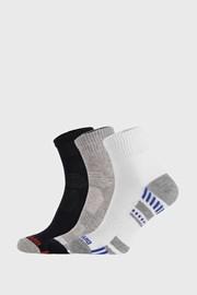 3 PACK členkových ponožiek Sportive