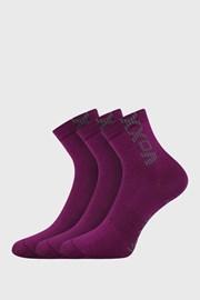 3 PACK dievčenských ponožiek Adventurik