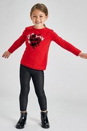 Mayoral Dots téli lányka leggings
