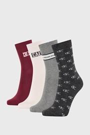 4 PACK dámskych ponožiek Calvin Klein Bronx II