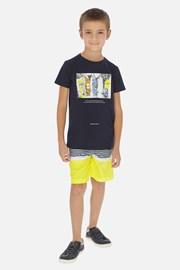 Chlapčenské plavkové šortky Mayoral