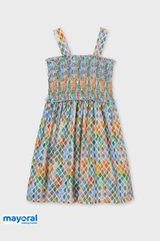 Dievčenské šaty Mayoral Lemon