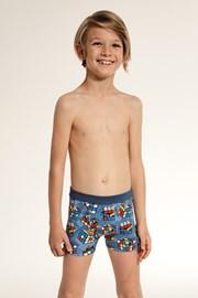 Chlapčenské boxerky Cornette Cube