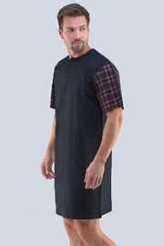 Tmavosivá nočná košeľa Randal
