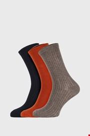 3 PACK detských ponožiek Colored