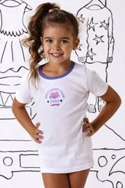 Dievčenské bavlnené tričko Julie