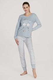 Dámske pyžamo Ski