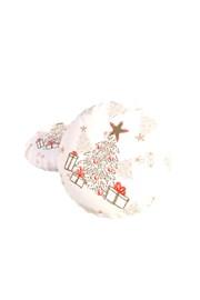 Dekorációs kispárna töltettel, Christmas