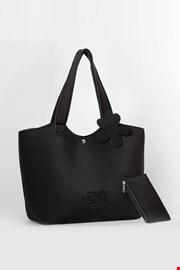 Plážová taška Lady Etna čierna
