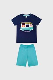 Chlapčenské pyžamo Bus