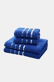 Súprava uterákov Bale modrá