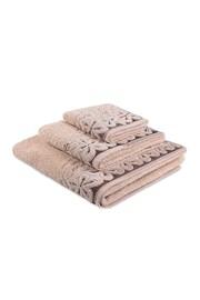 Darčeková súprava uterákov Bella béžová