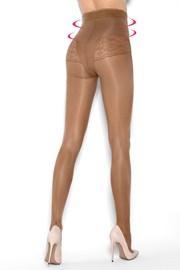 Sťahujúce pančuchové nohavice Bikini Support Riga 20 DEN