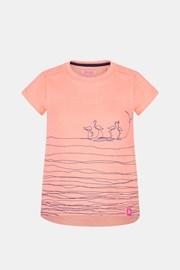 Dievčenské tričko LOAP Batya