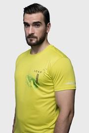Žlté tričko LOAP Malty