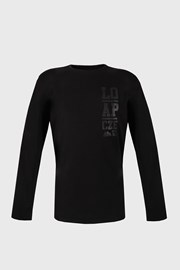 Čierne tričko LOAP Aleki