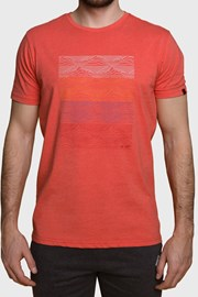 Červené tričko LOAP Boelf