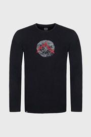 Čierne tričko LOAP Albert