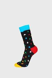 Ponožky Happy Socks s vianočnými stromčekmi
