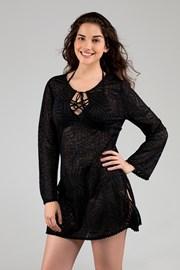 Plážové šaty Trinidad Black