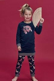 Dievčenské pyžamo Flowery