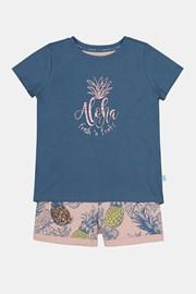 Dievčenské pyžamo Aloha Pineapple