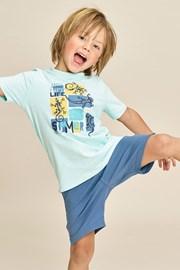 Chlapčenské pyžamo Lizard