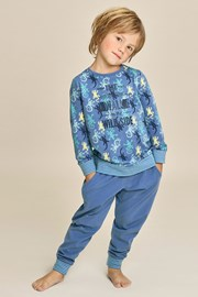 Chlapčenské pyžamo Wild side