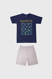 Chlapčenské pyžamo Game on