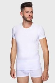 Biele bavlnené tričko PLUS SIZE