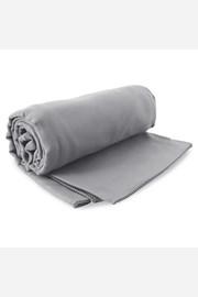 Rýchloschnúci uterák Ekea sivý