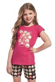 Dievčenské pyžamo Emoticon