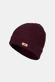 Dámska fialová čiapka Twisted