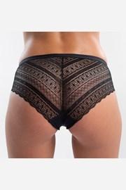 Nohavičky Mabelle Black klasické