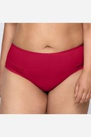 Nohavičky Caprice Red klasické vyššie