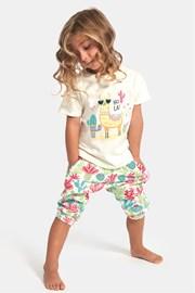 Dievčenské pyžamo Hola lama