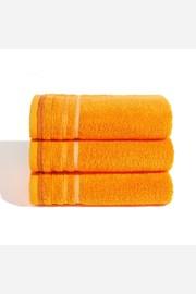 Jasmina törölköző, narancssárga