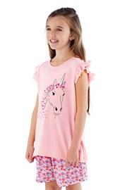 Dievčenské pyžamo Polly krátke