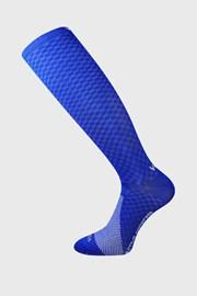 Kompresné podkolienky Lithe modré