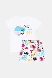 Dievčenské pyžamo Love Art