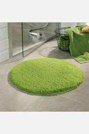Malmo fürdőszobai szőnyeg, zöld