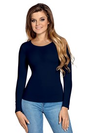 Dámske tričko Melani dlhý rukáv