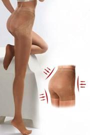 Pančuchové nohavice Medica s Push–Up efektom 20 DEN