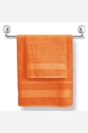 Bambusový uterák Moreno oranžový