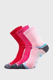3 PACK dievčenských ponožiek Optifanik
