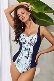 Dámske jednodielne plavky Margareta bez kostíc