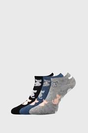 3 PACK dámskych ponožiek Piki 54