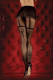 Luxusné pančuchové nohavice Red Intense 347