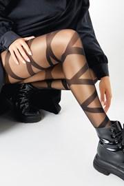 Dámske pančuchové nohavice Ribbon 20 DEN